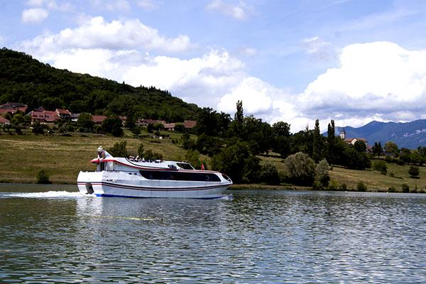 Hydra Aix sur le lac du Bourget